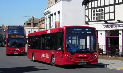 2728 - HF65AYH - Salisbury (Fisherton St)