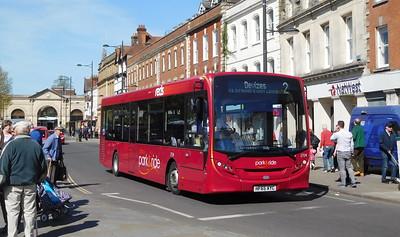 2724 - HF65AYC - Salisbury (Blue Boar Row)