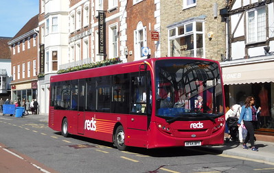 2721 - HF64BPY - Salisbury (Milford St)