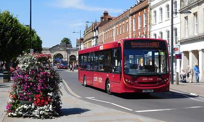 2706 - YX64VOH - Salisbury (Blue Boar Row)