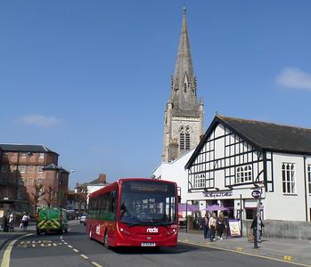 2720 - HF64BPX - Salisbury (Fisherton St)