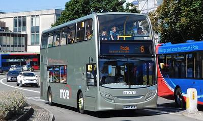 99991 - SN63VTX - Poole (Kingland Road)