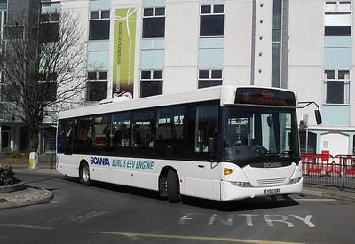 YS10XBO - Poole (Kingland Road)