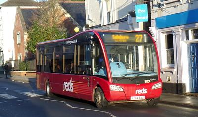 3824 - HF64BNU - Salisbury (Fisherton St)
