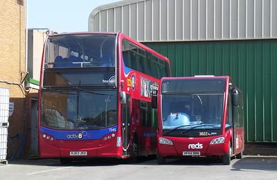 3822 - HF64BNN - Salisbury (depot)