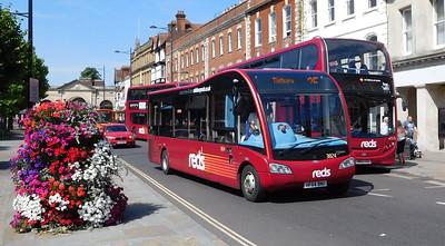 3824 - HF64BNU - Salisbury (Blue Boar Row)
