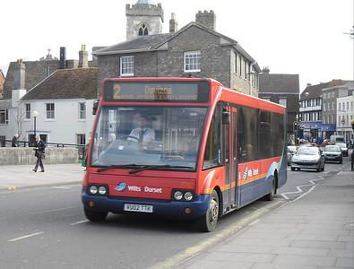 3752 - VU02TTK - Salisbury (Fisherton St) - 10.3.12
