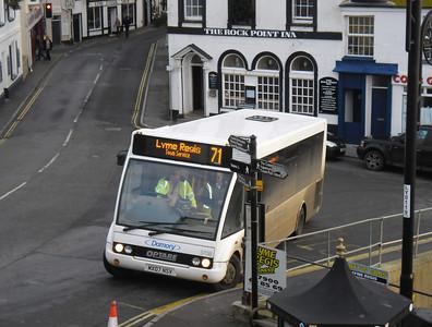 3708 - MX07NSV - Lyme Regis (Square) - 10.12.11