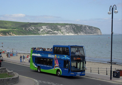 1402 - HF09FVV - Swanage (seafront) - 12.6.10