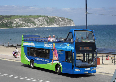 1405 - HF09FVY - Swanage (seafront) - 12.6.10