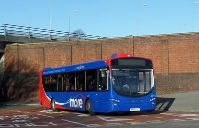 2261 - HF12GWC - Bournemouth (railway station) - 11.1.14