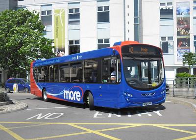 2251 - HF12GVP - Poole (Kingland Rd) - 26.5.12