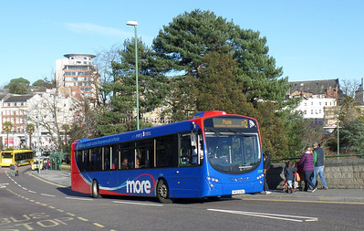 2254 - HF12GVU - Bournemouth (Gervis Place) - 11.1.14