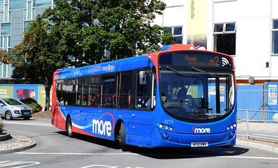 2273 - HF12GWV - Poole (Kingland Road)