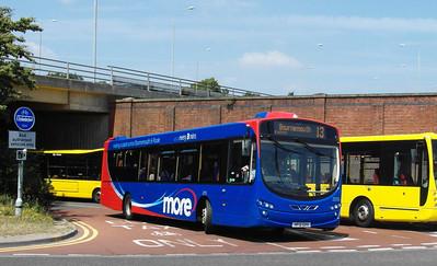 2255 - HF12GVV - Bournemouth (railway station) - 13.7.13