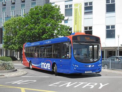 2259 - HF12GVZ - Poole (Kingland Rd) - 26.5.12