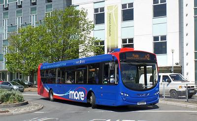 2257 - HF12GVX - Poole (Kingland Road) - 3.5.14