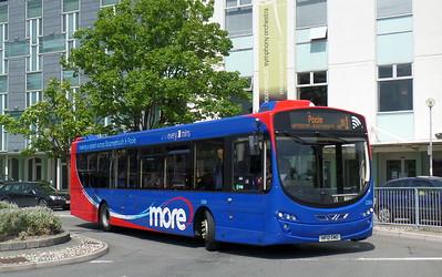 2264 - HF12GWG - Poole (Kingland Road)