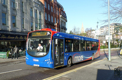 2273 - HF12GWV - Bournemouth (Gervis Place) - 11.1.14
