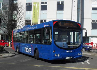 2208 - HF54HFX - Poole (Kingland Rd) - 19.3.11
