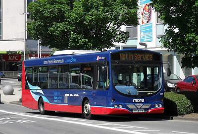 2207 - HF54HFW - Poole (Kingland Rd) - 17.6.10