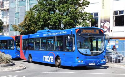 2204 - HF54HFT - Poole (Kingland Road)