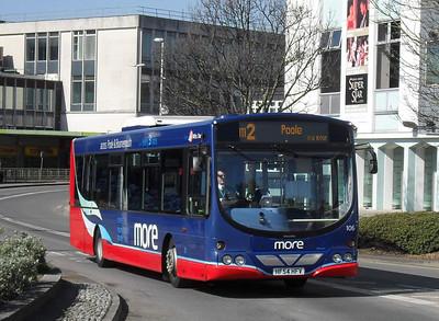 2206 - HF54HFV - Poole (Kingland Rd) - 19.3.11