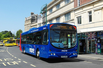 2213 - HF54HGD - Bournemouth (Gervis Place) - 13.7.13