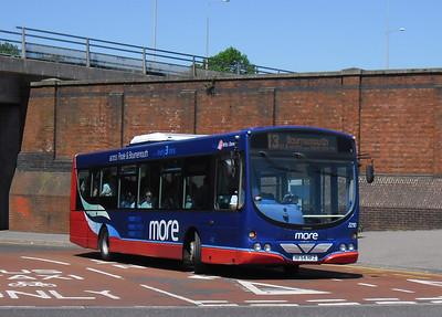 2210 - HF54HFZ - Bournemouth (rail station) - 27.5.12