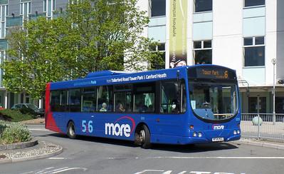 2215 - HF54HGG - Poole (Kingland Road) - 3.5.14