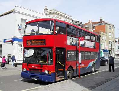 766 - M736BBP - Lymington (Post Office) - 6.4.10