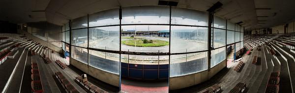 Grandstand panorama, Wimbledon