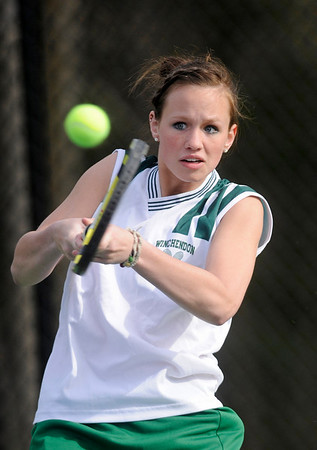 Winchendon women's tennis v. Boston Trinity Academy