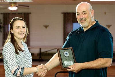 Murdock Blue Award:  Sydnie St. Pierre