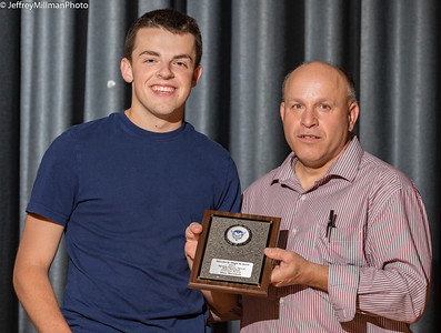 Coach's Award:  Alex Marshall