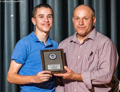 Coach's Award:  Jack Polcari