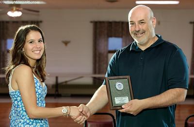 """""""Iron Girl"""" Award: Emily Smith"""