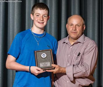 Coach's Award Jake Ross