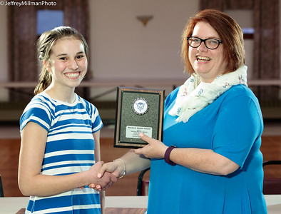 Coach's Award Erica Lashua