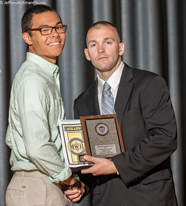 Coaches Award: Richard Swanson