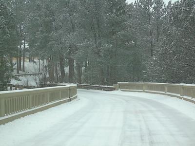 Crossing the Bridge, Wind Cave NP