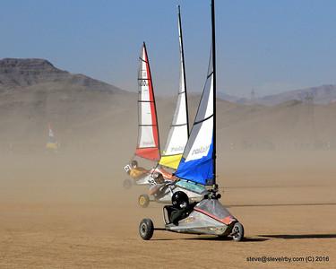 NABSA Blokart Sailing Events - Ivanpah