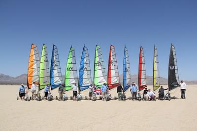 Group Photo's Blokart Worlds 2012