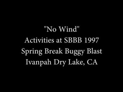 Kite Buggy Video -SBBB 1997