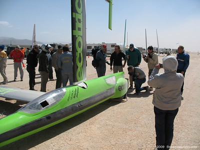 N.A.L.S.A. Events at Ivanpah