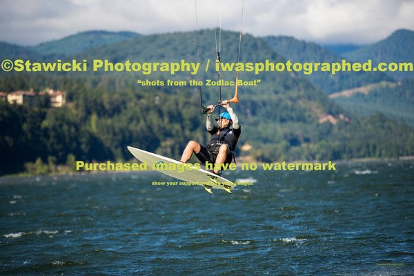 Luhr Jensen Launch - White Salmon Bridge 7 18 18-8628
