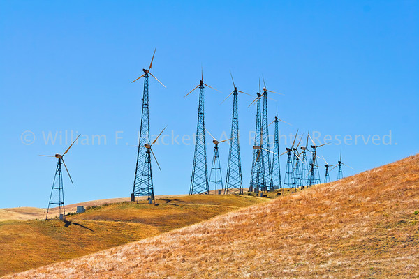 Altamont Wind Turbines0164