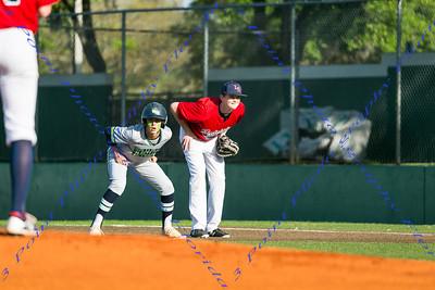LBHS Baseball JV White vs Windermere - March 27, 2018
