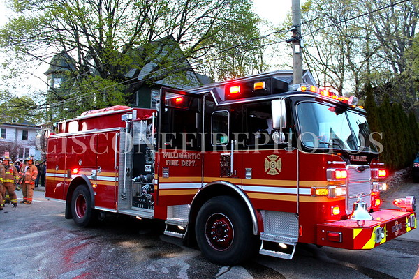 Willimantc Fire Department - CT