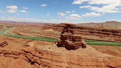 1 Mexican Hat and the San Juan River